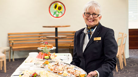 Catering and Service Assistant - Warwick