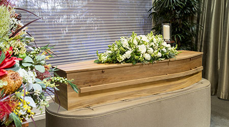 Choosing the Coffin or Casket