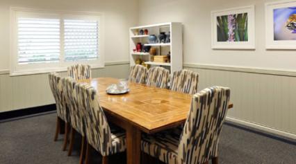 Arrangement Rooms