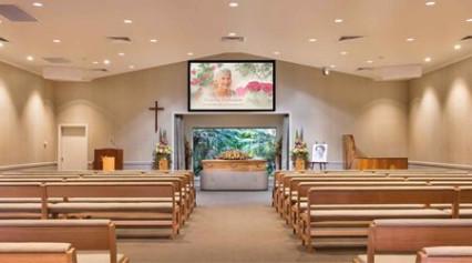 The TS Burstow Chapel