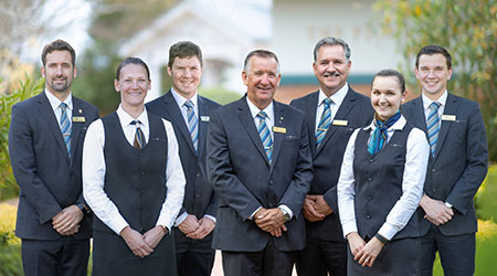 This region's only family owned funeral company…